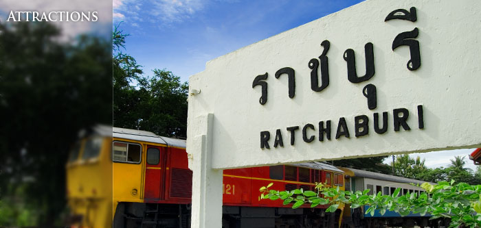 Ratchaburi Attractions